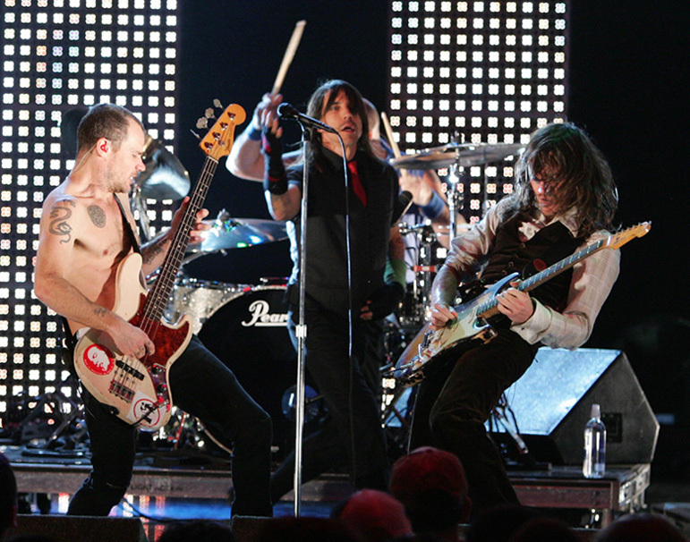 Red Hot Chili Peppers images rhcp HD wallpaper and ...