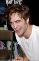 robert at Philadelphia signing - twilight-series photo