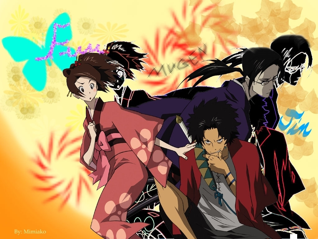 Samurai Champloo Wallpapers