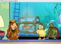 save the baby golden fish - wonder-pets photo
