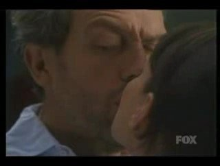 the best KISS ever!!! Hameron.