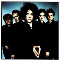 Robert Smith wallpaper probably containing a business suit and a portrait entitled the cure