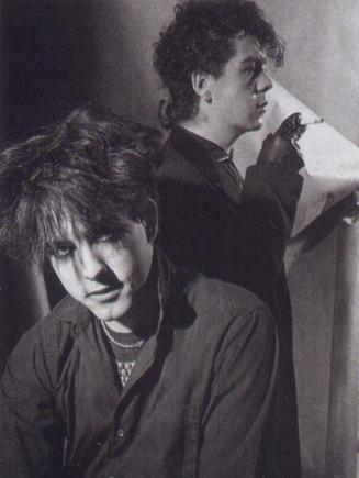 Robert Smith wallpaper called the cure