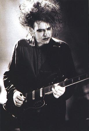 Robert Smith wallpaper containing a guitarist titled the cure