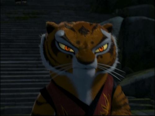 あばずれ女, 虎, ティグレス