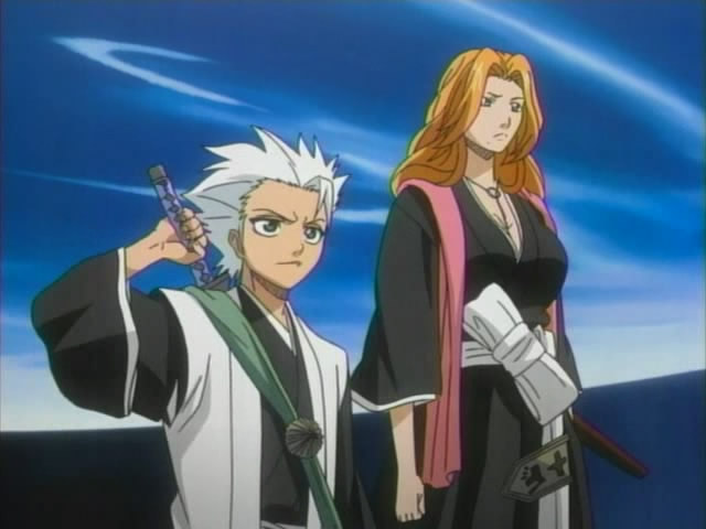 rangiku and toshiro relationship memes