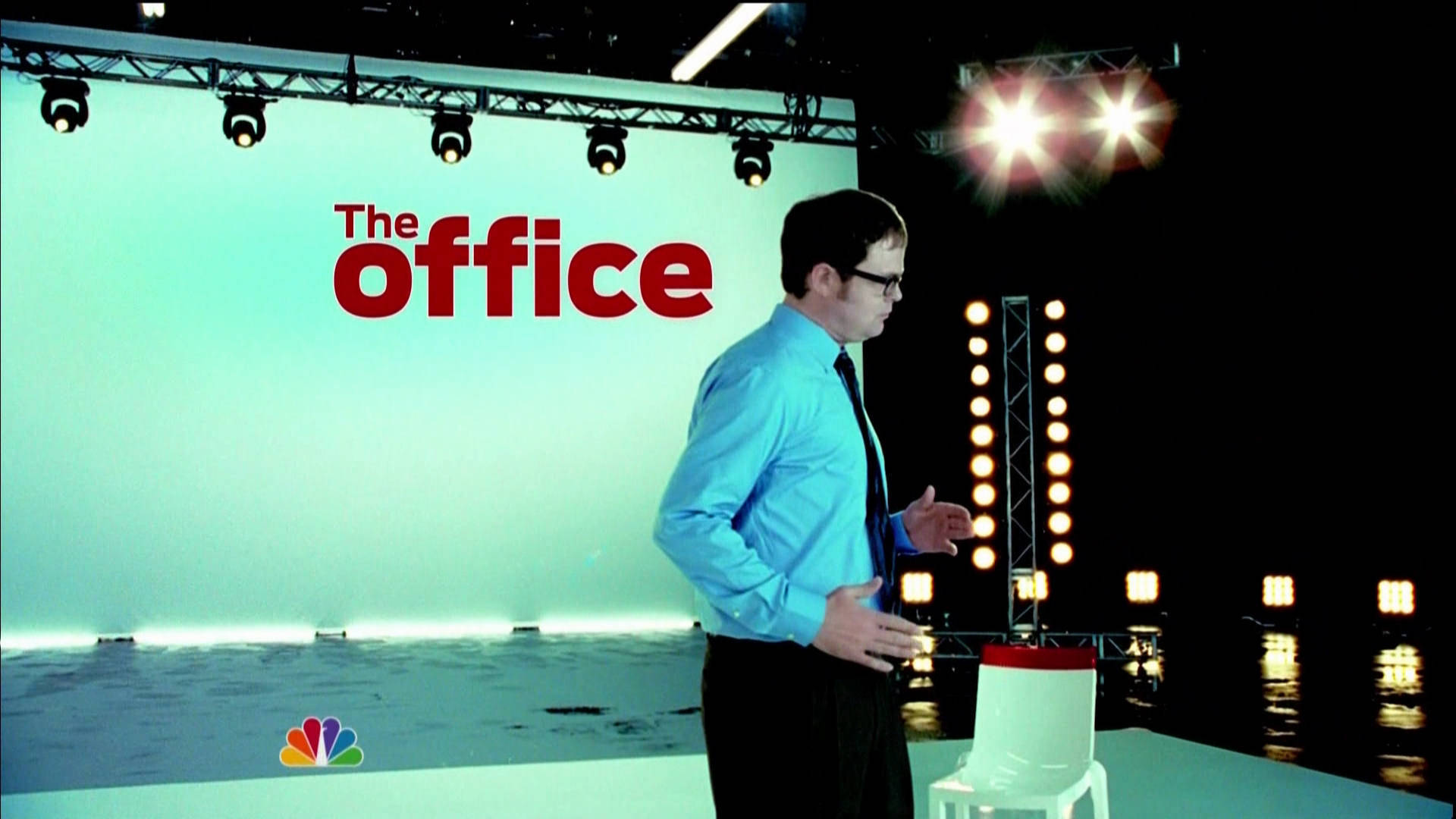 the promotion the office