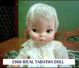 1966 Tabatha Doll