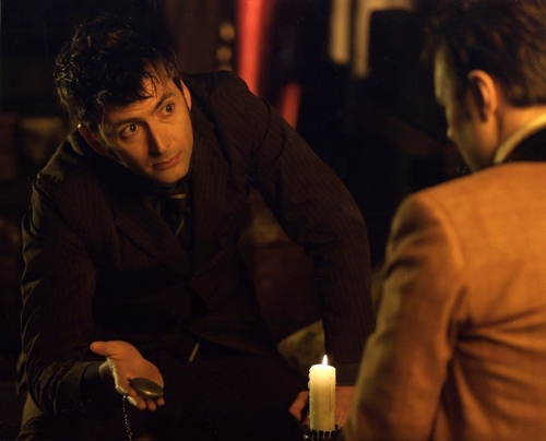 4x14 'The inayofuata Doctor' Promo Pic's