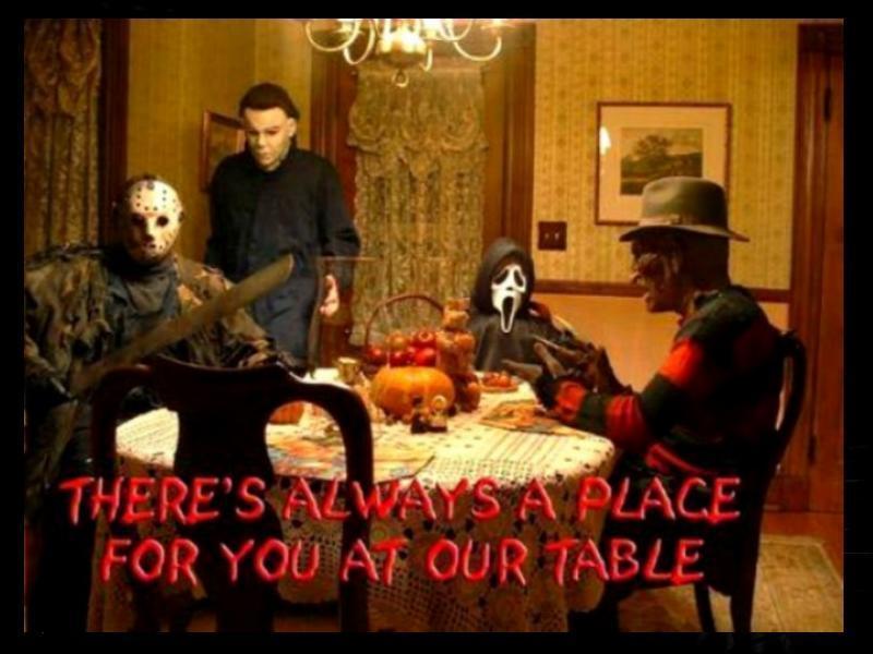 A Freaky cena Party!