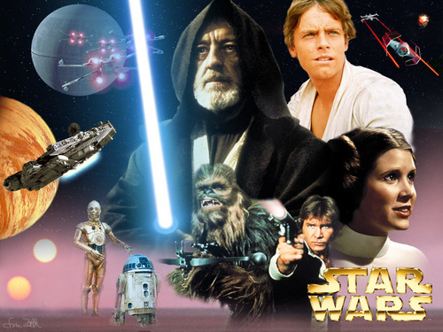 A New Hope - star-wars Wallpaper