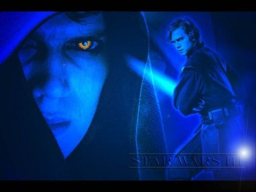 Anakin in darkness