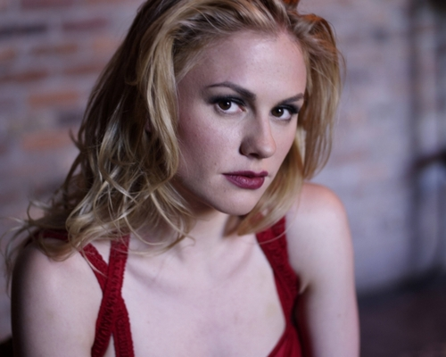 Anna Paquin wallpaper with a portrait entitled Anna Paquin
