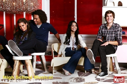 Ashley, Corbin, Vanessa & Zac