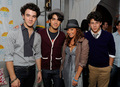 Ashley & the Jonas Brothers
