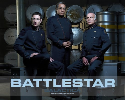 BG - battlestar-galactica Wallpaper