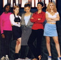 Bad girls cast