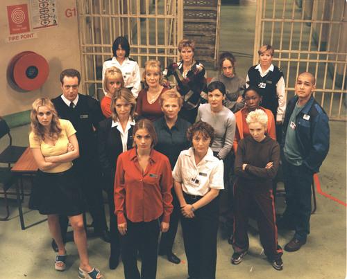 Bad girls cast