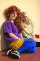 Best Pepper Ann and Nicky Cosplay Ever