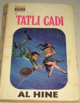 Bewitched 1965 Novel  (In Turkish)