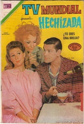 Bewitched (Mexican) Comic Book
