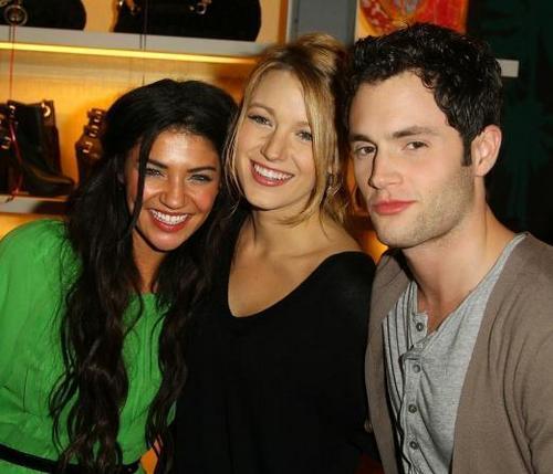 Blake, Penn and Jessica
