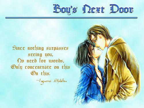 Boys siguiente Door