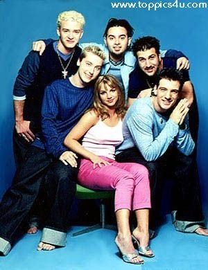 Brit and N'Sync