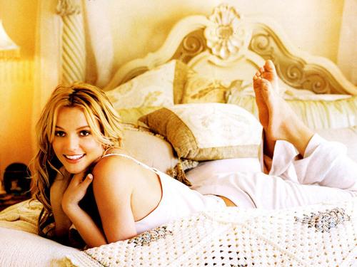 Britney Spears fond d'écran titled Brit