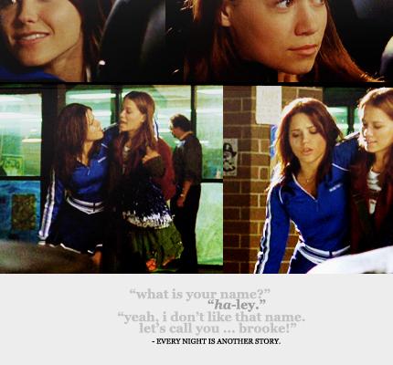 Brooke- Haley