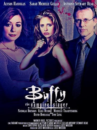 Buffy Vampire Slayer Movie Characters