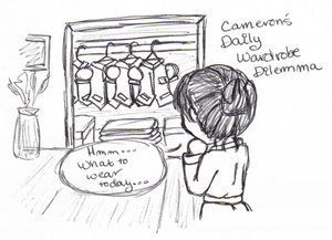 CAmeron's CLothing Choices