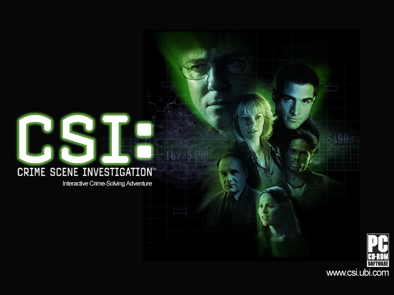 CSI : Las Vegas - All CSI's Wallpaper (2957127) - Fanpop