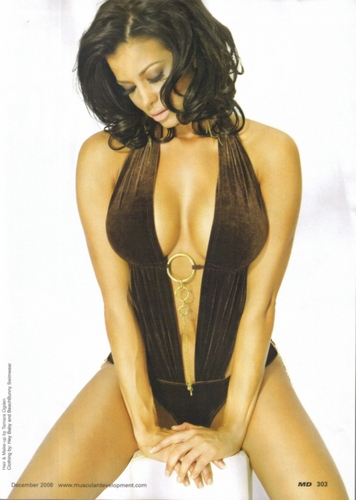 Candice Michelle kertas dinding with a bustier entitled Candice Michelle