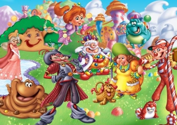doces Land Characters