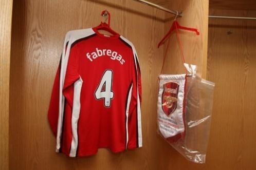 Captain Fabregas :)