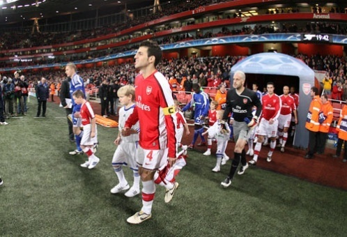 Captain Fabregas :)