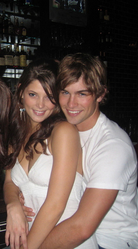 Chashley: Ashley and Chace=)