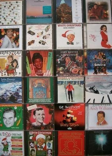 navidad Carols CDs (2008)
