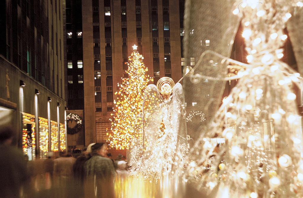 Weihnachten Bilder Weihnachten in New York HD Hintergrund and ...