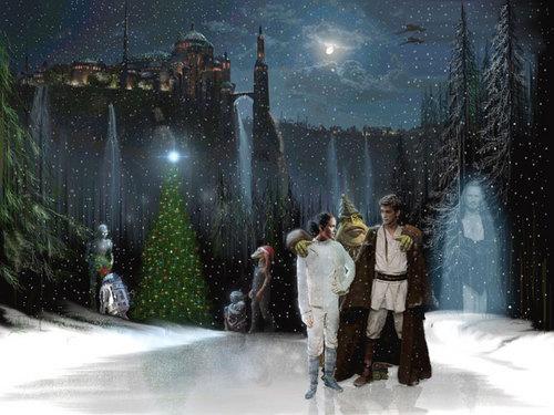 クリスマス on Naboo