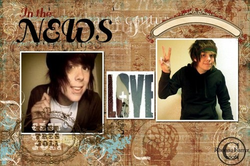 Christofer Drew Wallpaper