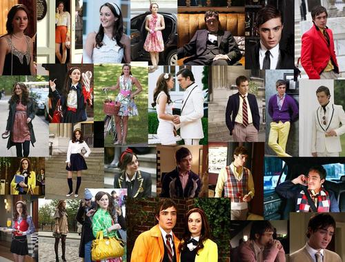 Chuck and Blair Fashion