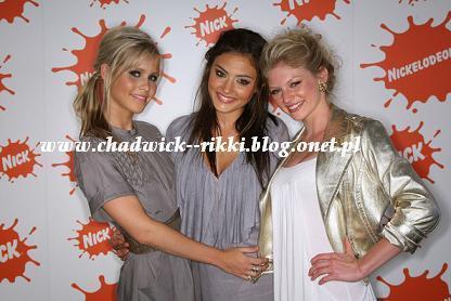 Claire, Phoebe, Cariba