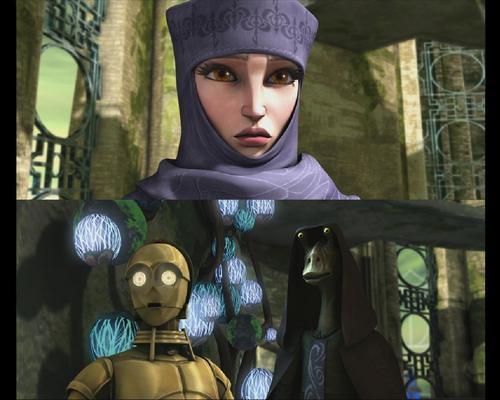 звезда Wars: Clone Wars Обои called Clone Wars