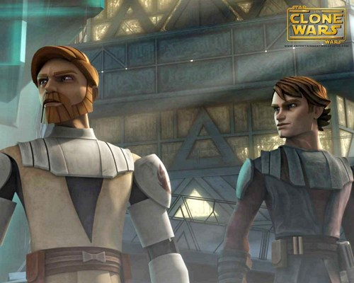 ster Wars: Clone Wars achtergrond containing a surcoat called Clone Wars