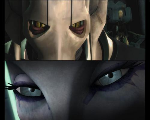 ster Wars: Clone Wars achtergrond probably containing a gasmask titled Clone Wars