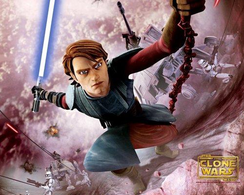 ster Wars: Clone Wars achtergrond entitled Clone Wars