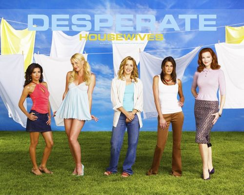 Desperate Housewives wallpaper possibly containing a portrait entitled DH