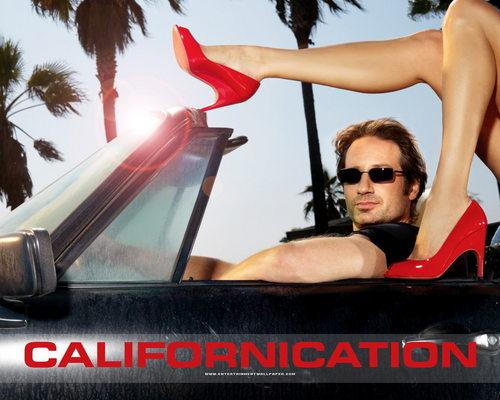 """David in """"Californication"""""""